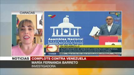 Barreto: Oposición busca generar guerra interna en Venezuela
