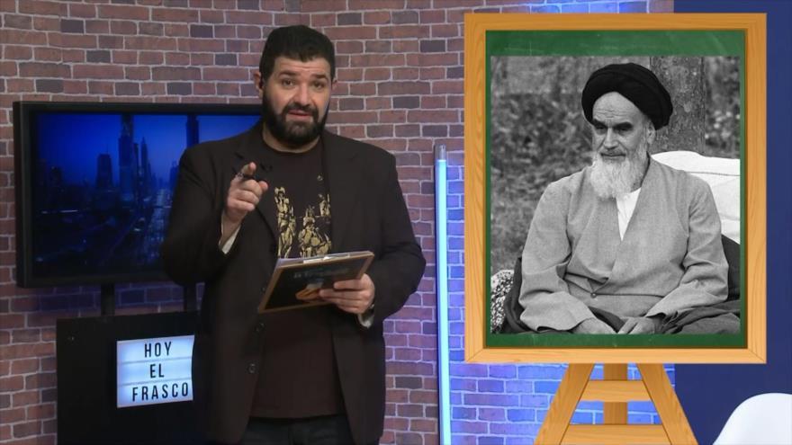 El Frasco, medios sin cura: La Revolución que le duele al Tío Sam