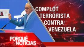 El Porqué de las Noticias: Futuro del acuerdo nuclear. Guerra saudí contra Yemen. Complot contra Venezuela