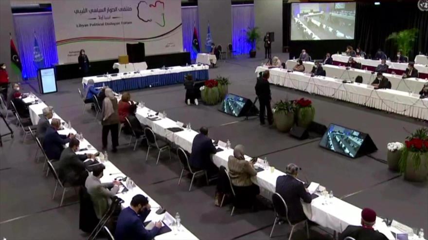 Libia elige un Gobierno de unidad interino en Ginebra