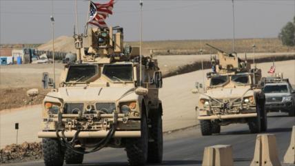 EEUU traslada de Irak a Siria cierto número de tropas y equipos