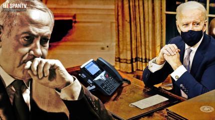 Netanyahu se impacienta por recibir la primera llamada de Biden