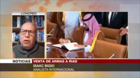 'Londres no ve genocidio yemení por saudíes con armas británicas'