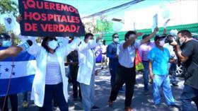 Médicos hondureños sucumben ante la COVID-19