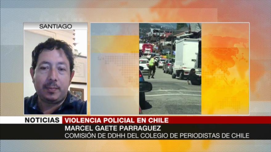 Gaete Parraguez: Hay desigualdad en aplicación de justicia en Chile