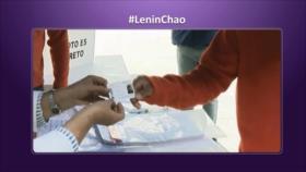 Etiquetaje: Lenín Chao