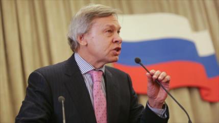 Senador ruso: Rusia debe socavar teoría de supremacía occidental