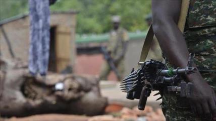 Mueren 14 personas en un ataque de rebeldes ugandeses contra Congo