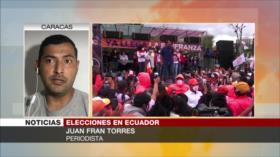 Torres: Elecciones de Ecuador, decisivas para integración regional