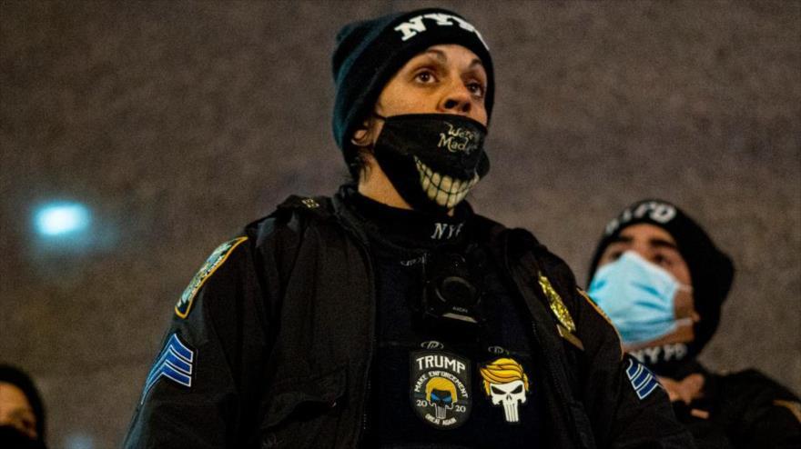 """Policía de EEUU investiga a una agente """"terrorista nacional"""""""