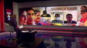 Programa especial sobre las elecciones presidenciales de Ecuador
