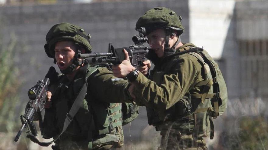 Fuerzas de ocupación israelí, (Foto:MEM)