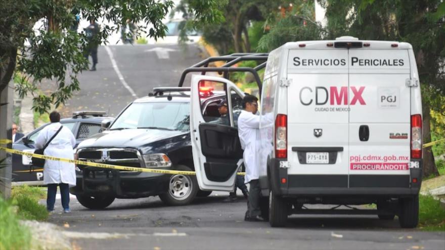 La violencia en México se recrudeció en 2020   HISPANTV
