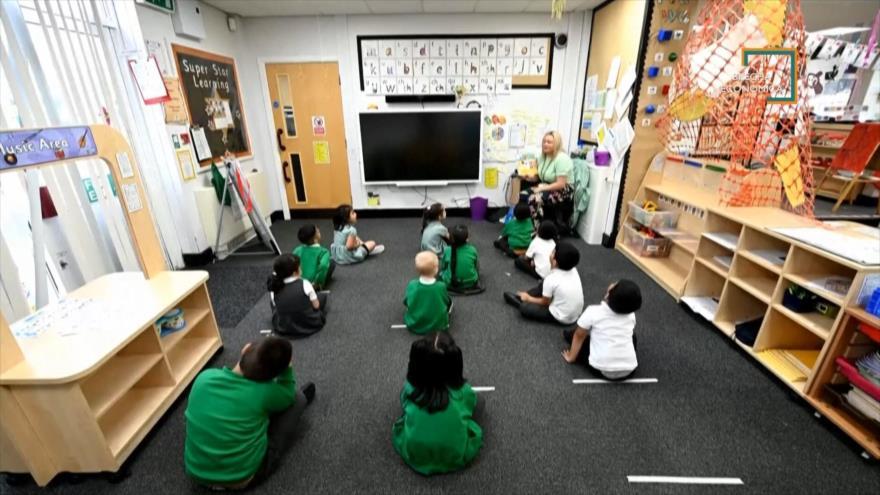 Brecha Económica: Pobreza alimentaria infantil británica