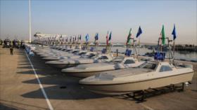 Irán refuerza su Armada en Golfo Pérsico con 340 lanchas de ataque
