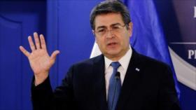 Presidente de Honduras bajo investigación judicial en EEUU
