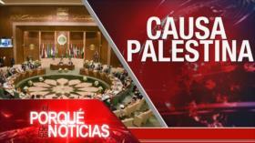 El Porqué de las Noticias: Acuerdo Nuclear. Causa palestina. Elecciones en Ecuador