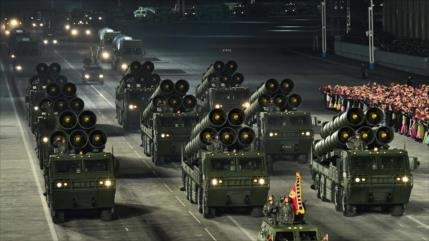 ONU: Pyongyang desarrolló aún más sus capacidades nucleares en 2020