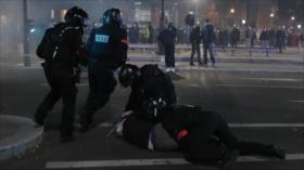 Amnistía denuncia violaciones de los DDHH por la Policía de Francia