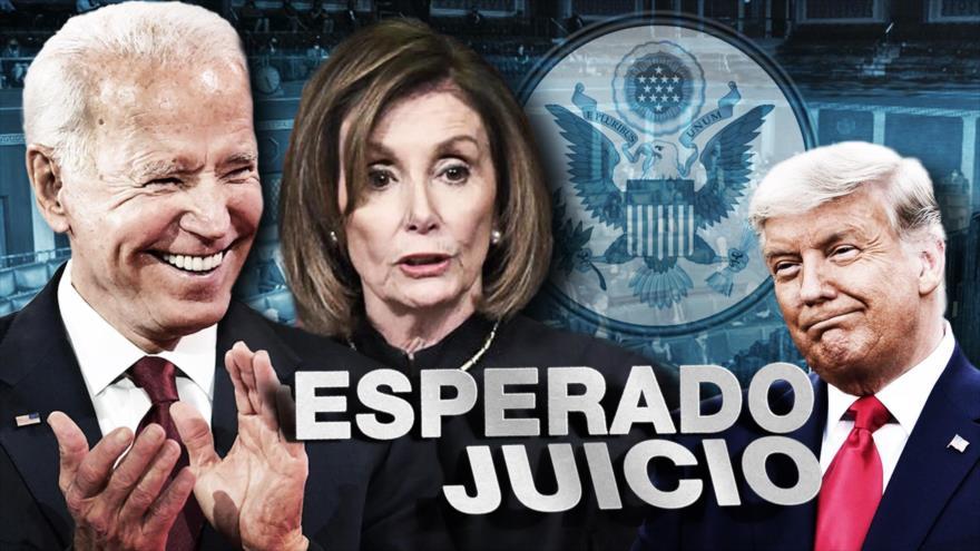 Detrás de la Razón: Demócratas comienzan juicio contra el expresidente estadounidense