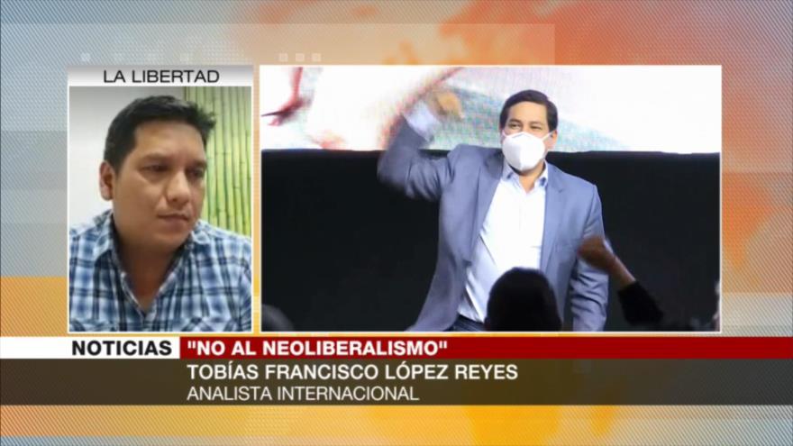 López: Arauz será ganador de la 2.ª vuelta de comicios en Ecuador   HISPANTV