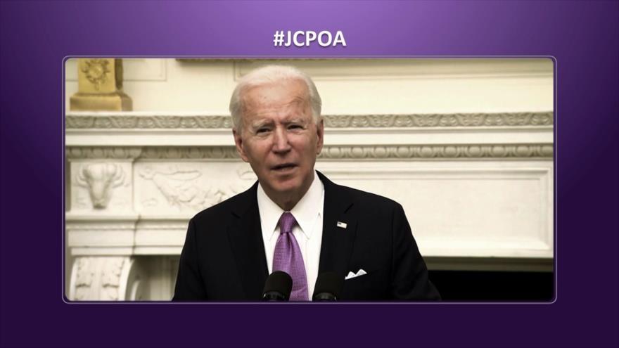Etiquetaje: ¿Biden se unirá al acuerdo nuclear iraní?