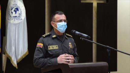 Refuerzan la seguridad en calles de Colombia por una posible guerra