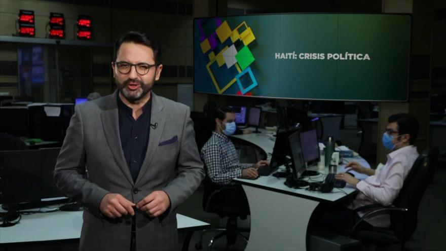 Buen día América Latina: Haití: crisis política