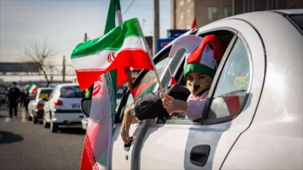 Tras la Revolución Islámica, iraníes hacen posible, lo imposible