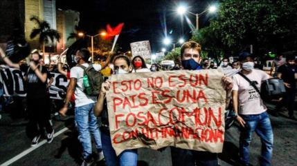 """HRW denuncia """"deficiente respuesta"""" de Duque a masacres en Colombia"""