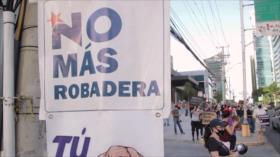 Aumentan las protestas contra corrupción en Panamá