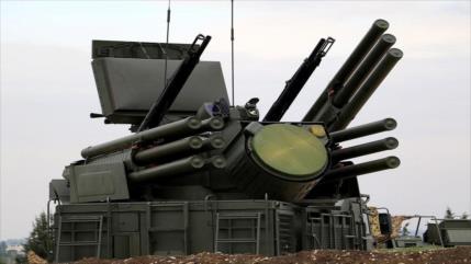 Rusia: Sistema antiaéreo de Hmeimim en Siria repele un ataque
