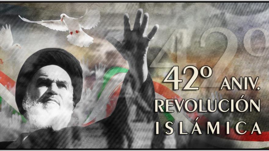 Detrás de la Razón: 42 aniversario de la Revolución Islámica, celebran iraníes