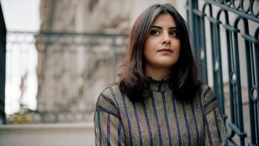 La destacada activista defensora de los derechos humanos saudí Loujain al-Hathloul.