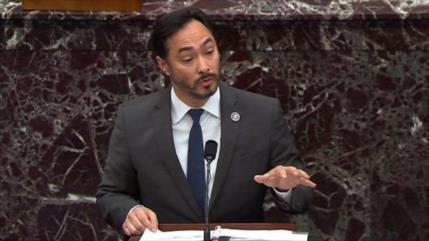 Congresista alerta: Espías pueden haberse infiltrado en Capitolio
