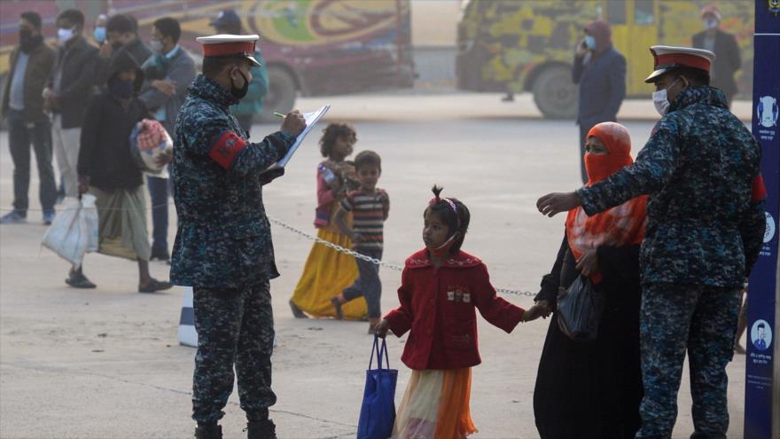 Piden a la ONU protección a los Rohingya tras el golpe en Myanmar