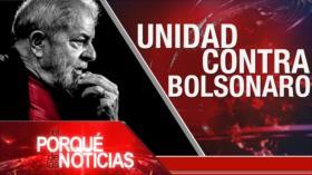 El Porqué de las Noticias: Impeachment. Lula contra Bolsonaro. Elecciones en Ecuador