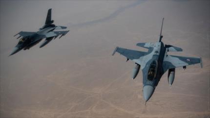 Vídeo: Vean cómo cazas F-16 de Irak atacan posiciones de Daesh