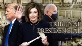 Detrás de la Razón: Congreso estadounidense escucha la defensa del magnate en su juicio político