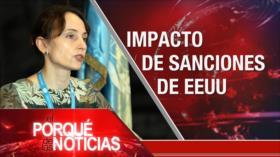 El Porqué de las Noticias: Acuerdo nuclear. Rusia dispuesta a romper lazos con UE. Sanciones contra Venezuela