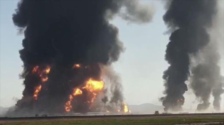Irán ayudará a Afganistán tras explosión de camión cisterna de gas | HISPANTV