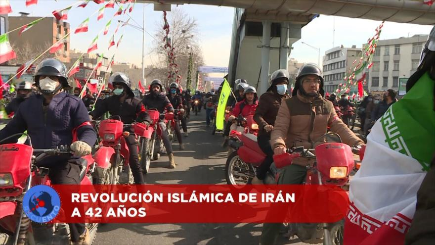 Recuento: 42 años de la Revolución Islámica de Irán