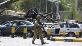 Talibán alerta a OTAN que debe acabar con su presencia en Afganistán