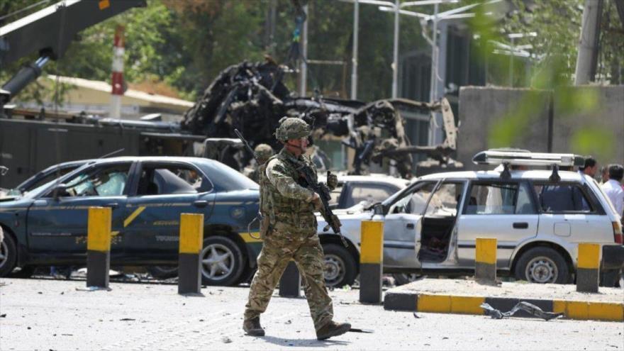 Talibán alerta a OTAN que debe acabar con su presencia en Afganistán | HISPANTV