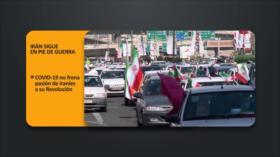 Polimedios: Irán sigue en pie de guerra