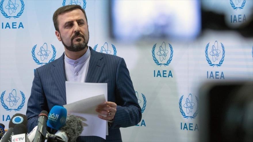 Irán transmite a la AIEA su preocupación por filtraciones   HISPANTV