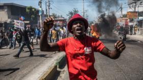 Protestas contra el presidente de Haití dejan un muerto y un herido