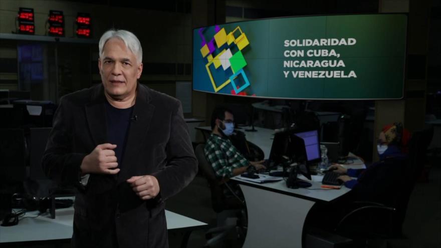 Buen día América Latina: Solidaridad con Cuba, Nicaragua y Venezuela