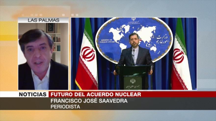Saavedra: Nada ha cambiado en mandato de Biden sobre pacto nuclear | HISPANTV