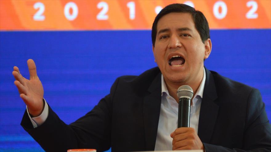 """Andrés Arauz denuncia """"jugarretas políticas"""" del Gobierno de Moreno   HISPANTV"""